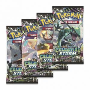Pokémon - Sobres Celestial Storm