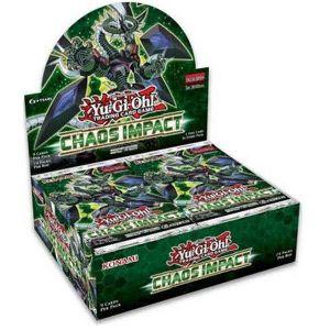 Yu-Gi-Oh! TCG – Chaos Impact – Sobres