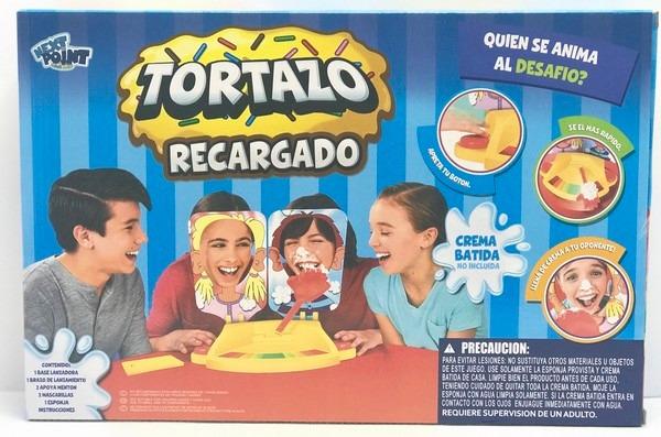 Tortazo Recargado